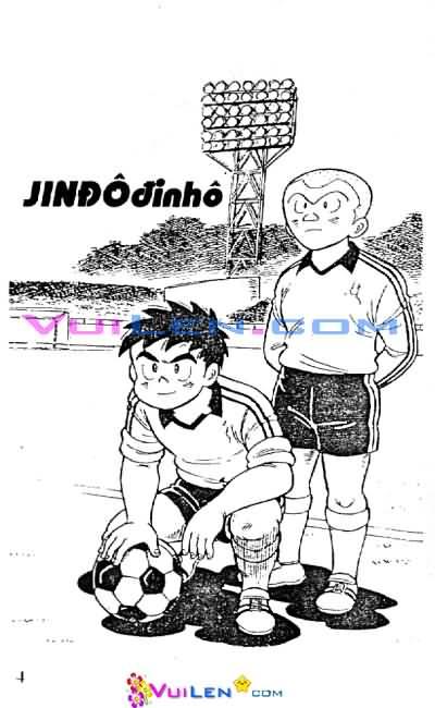 Jindodinho - Đường Dẫn Đến Khung Thành III  Tập 22 page 4 Congtruyen24h