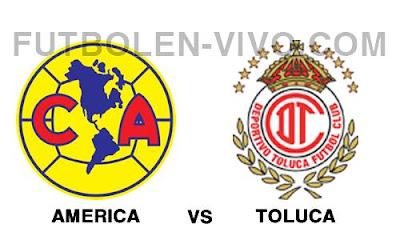 America vs Toluca