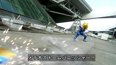 Kamen Rider Meteor Storm