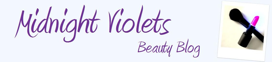 Midnight Violets || UK MakeUp &amp; Beauty Blog