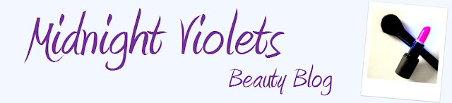 Midnight Violets || UK MakeUp & Beauty Blog