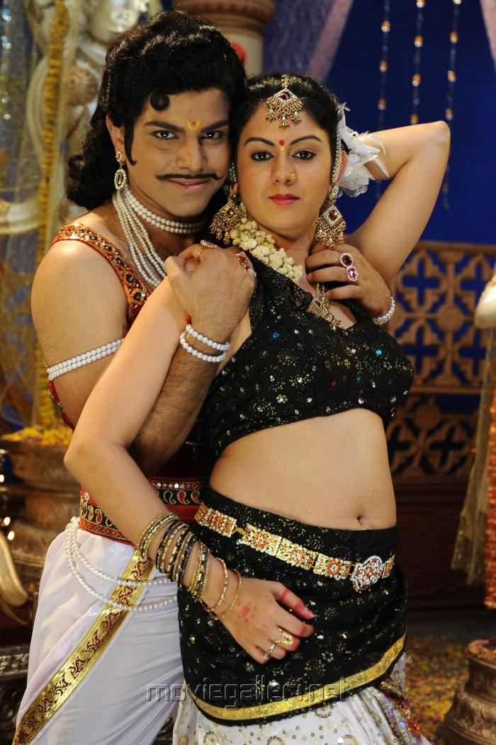 adi shankaracharya movie in telugu songs