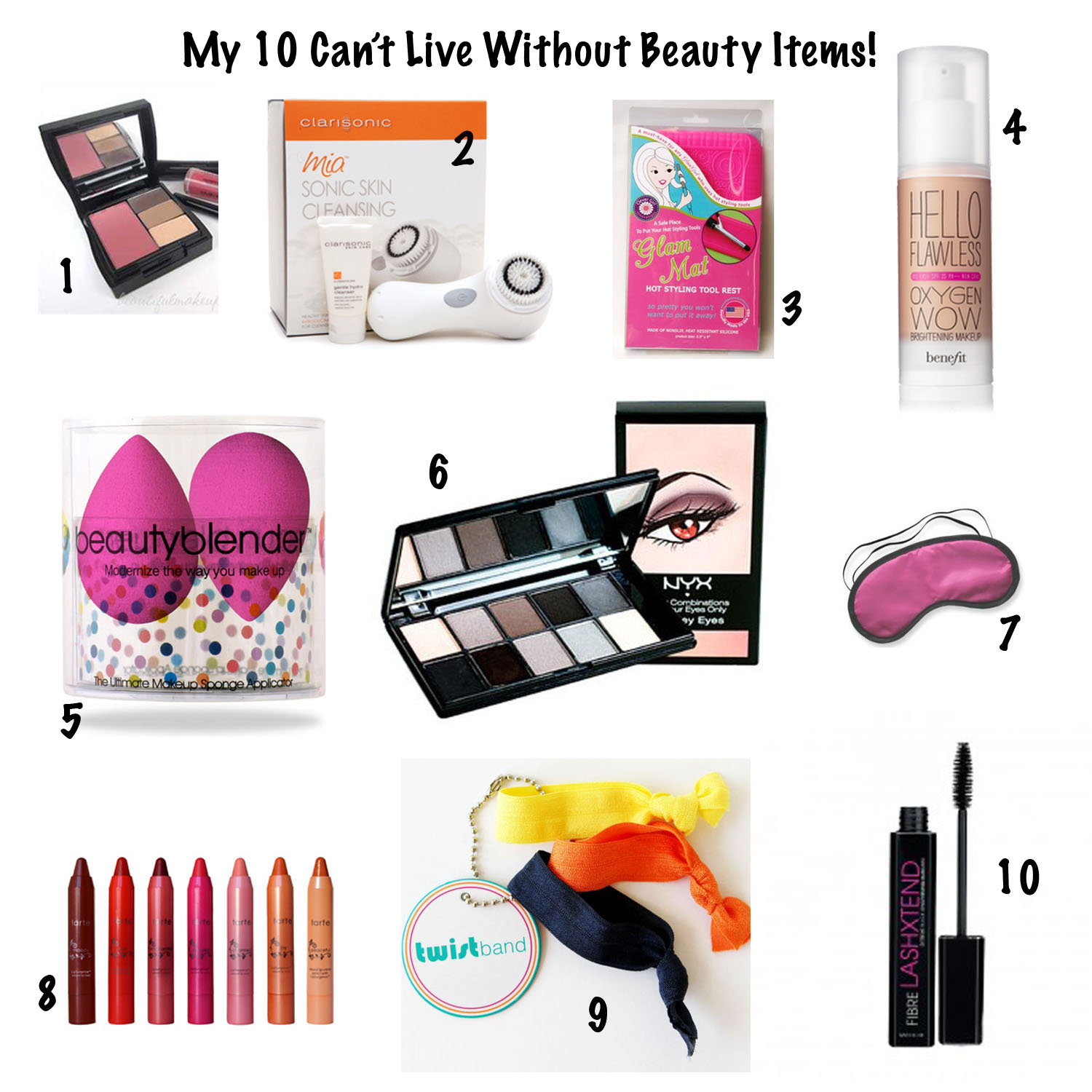 10 must haves this artful expression