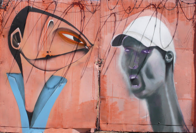 street art santiago de chile yungay arte callejero