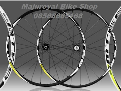 Wheelset Shimano MT-66 Tubeless