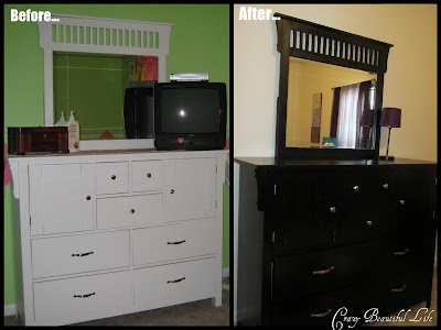 Dress+that+Dresser+Up 2 Dress That Dresser Up (refinished dresser)