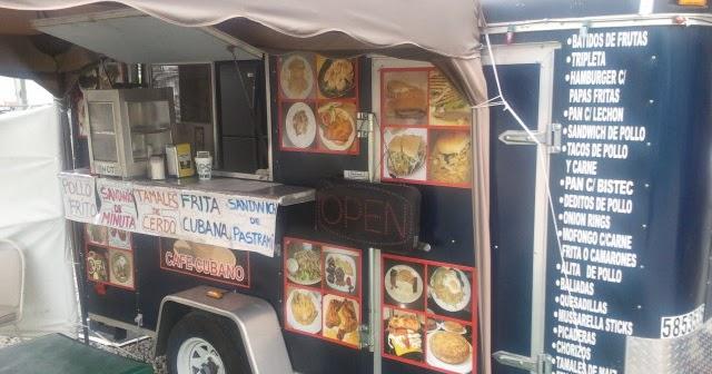 El Cubanito Food Truck Orlando