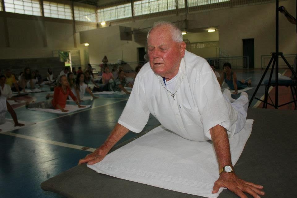 yoga padre