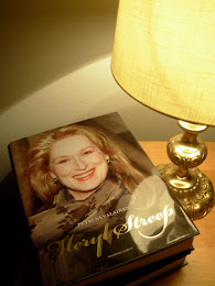Meryl Streep yöpöydällä