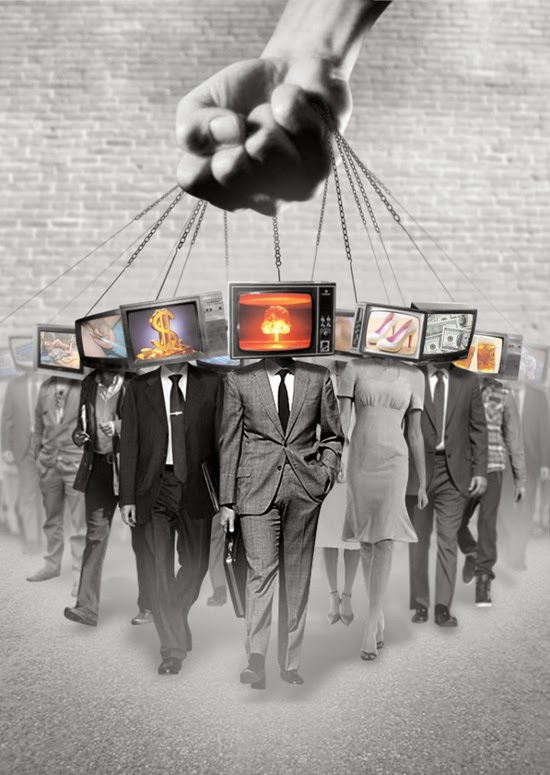 Воздействие телевидения на человека
