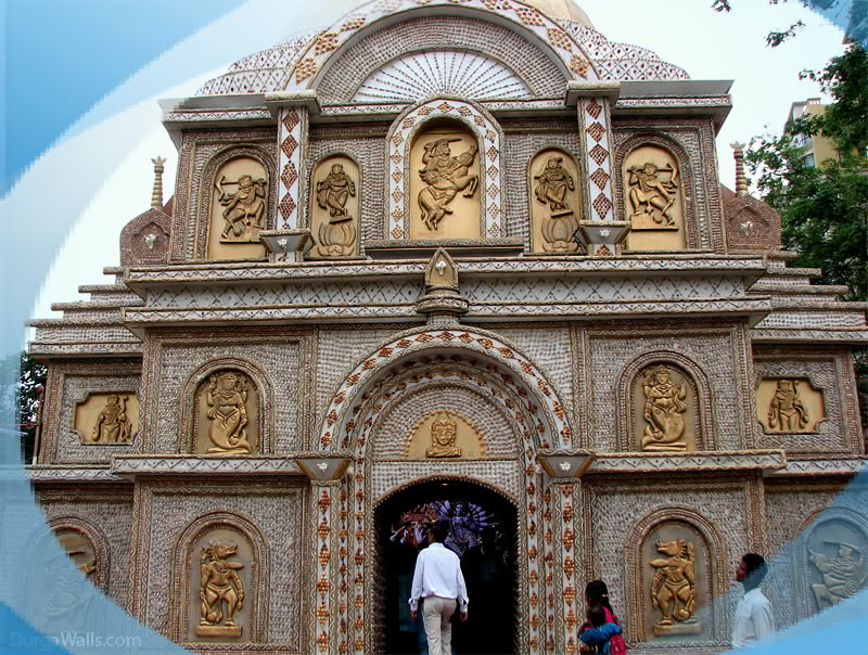 Vishwakarma Puja Kolkata Durga Puja Pandals in Kolkata