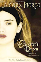 bookcover of TRICKSTER'S QUEEN (book #2) by Tamora Pierce
