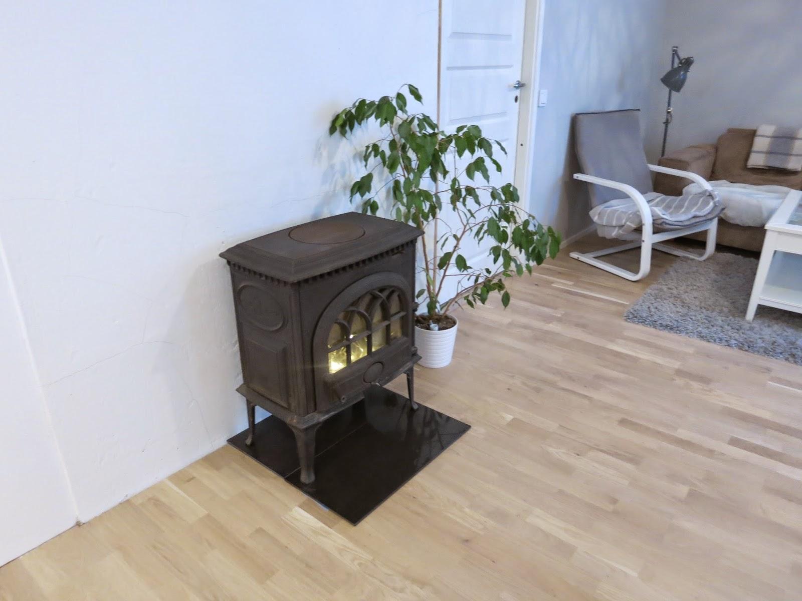 Söta drömmar: kamin eller funkkis eldstad?