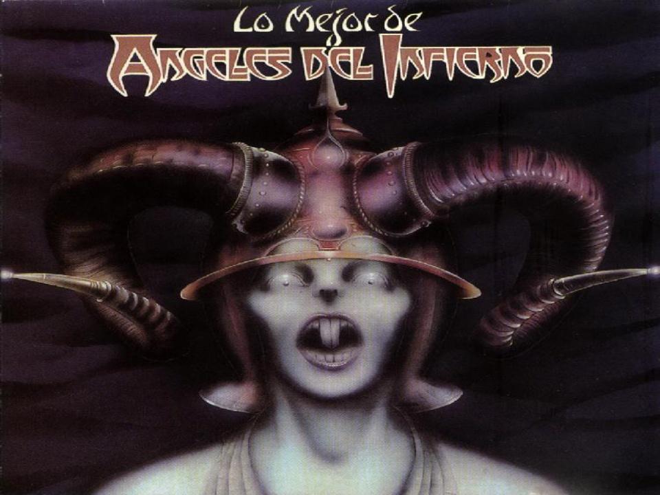 Lo Mejor De Ángeles Del Infierno 1987