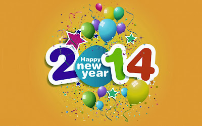 Happy New Year 2014 wallpapers HD