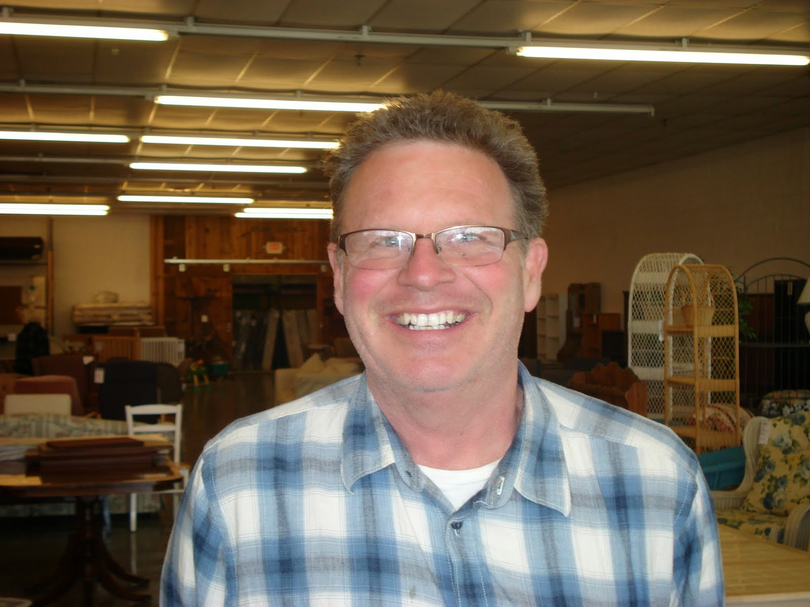 Jubilee Furniture Store Operations Manager, Bruce Kesler