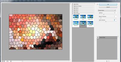 Cara Manipulasi Photoshop Membuat Mozaik Keren