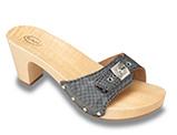 zapato comodo de tacon