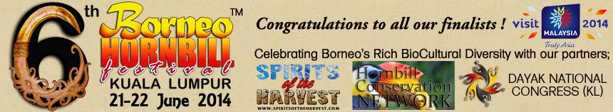 Borneo Hornbill Festival
