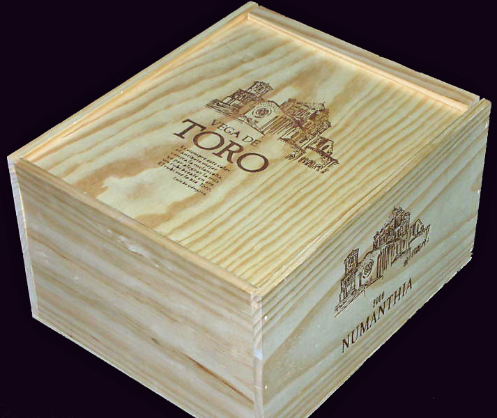 Wooden wine boxes wine crates the 7 most popular wine for Timber wine box