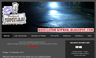 regulator kiprok