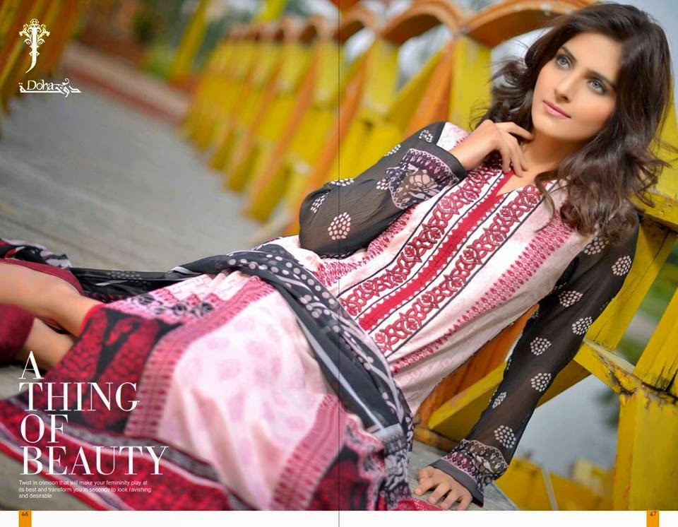 Doha cotton kurti collection