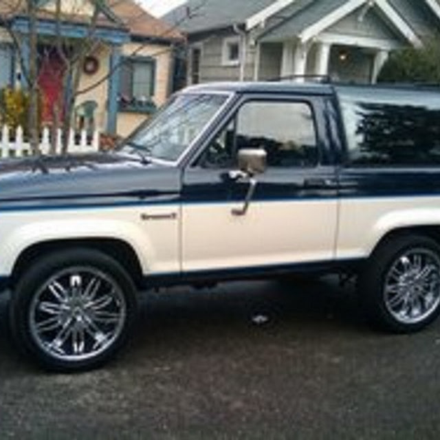 HD New Ford Bronco Photo