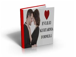 Evliliği kurtarma formülü kitabındaki taktiklerle kocanızı kendinize bağlayın