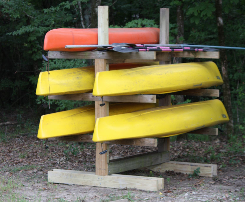 Kayak Storage Rack Plans moreover Homemade Kayak Storage Rack Plans ...