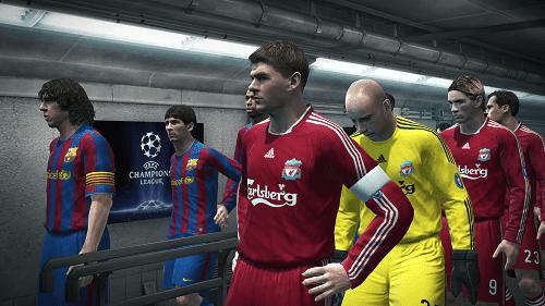 Pro Evolution Soccer (PES) 2010 1