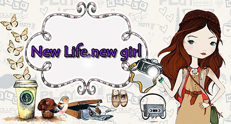 New life, new girl