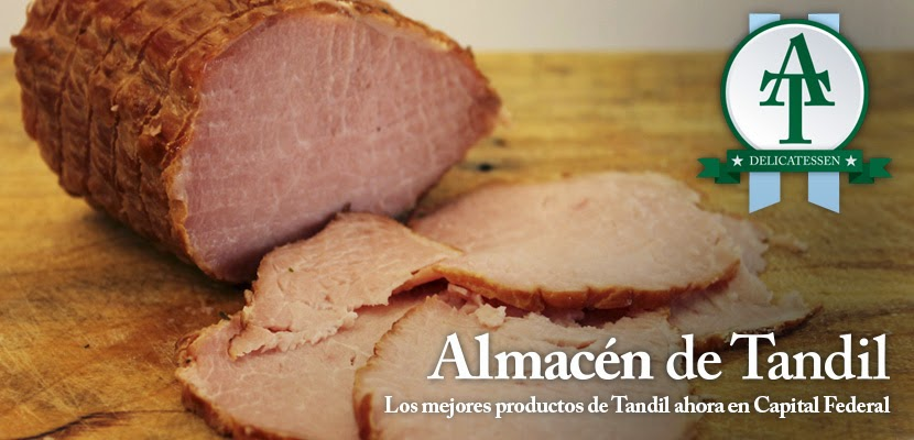 ALMACEN DE TANDIL DELICATESSEN EN CAPITAL FEDERAL