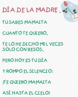 Dia de la Madre, Poemas, parte 2