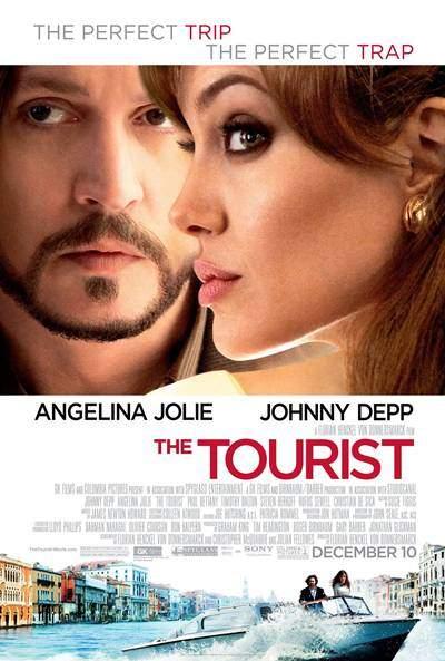 El Turista The Tourist Descargar DVDRip Español Latino 1 Link