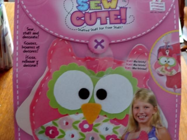 sew cute owl kit MyWAHMPlan.com