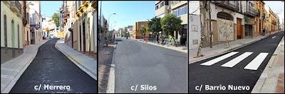 calles de Alcalá de Guadaíra