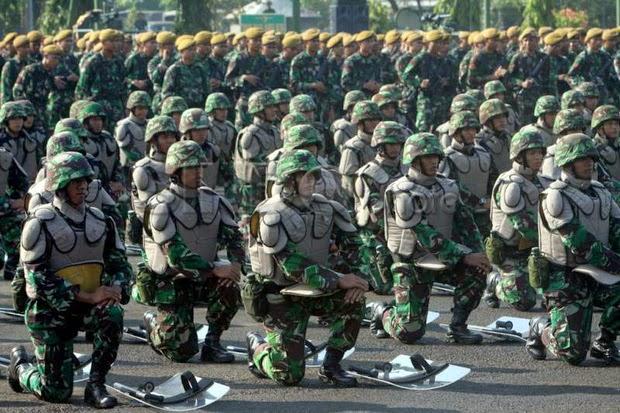 Panglima TNI Prihatin 52% Prajurit Belum Punya Rumah