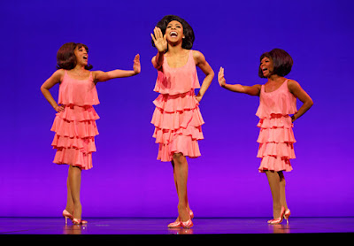 MOTOWN the Musical | The Supremes | Photo: Joan Marcus