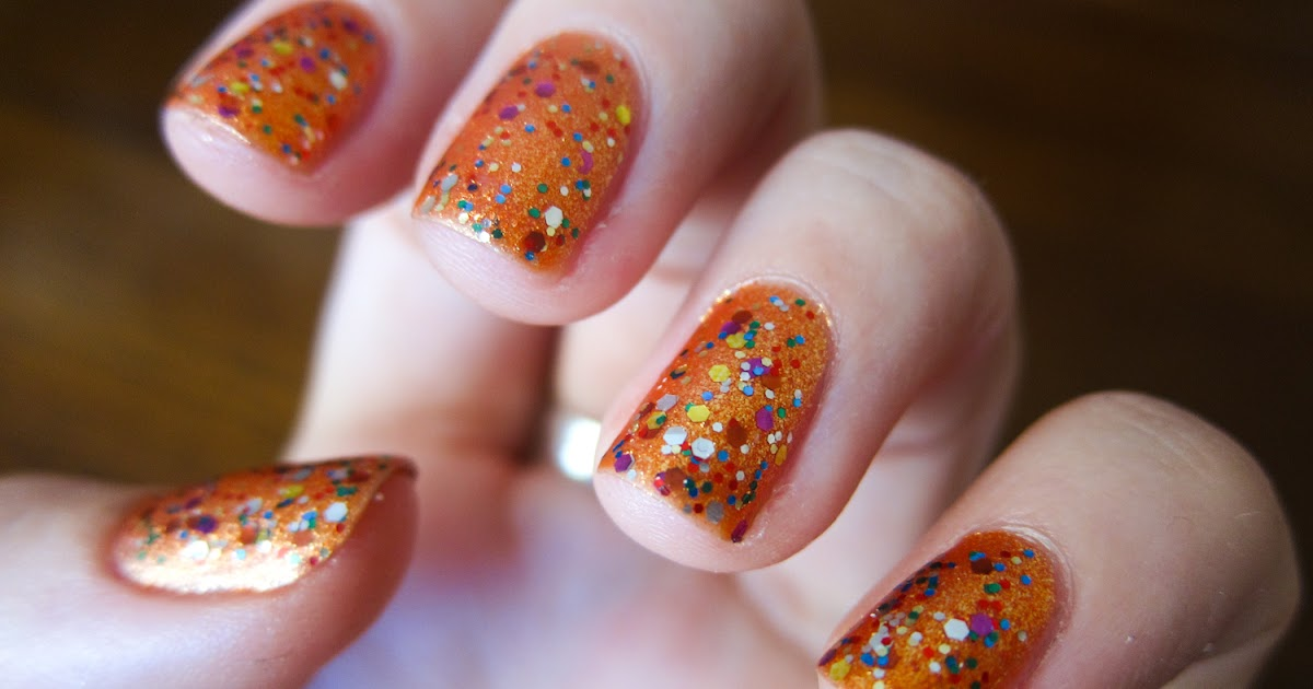Zoya Tanzy Tangerine party! | Cha...