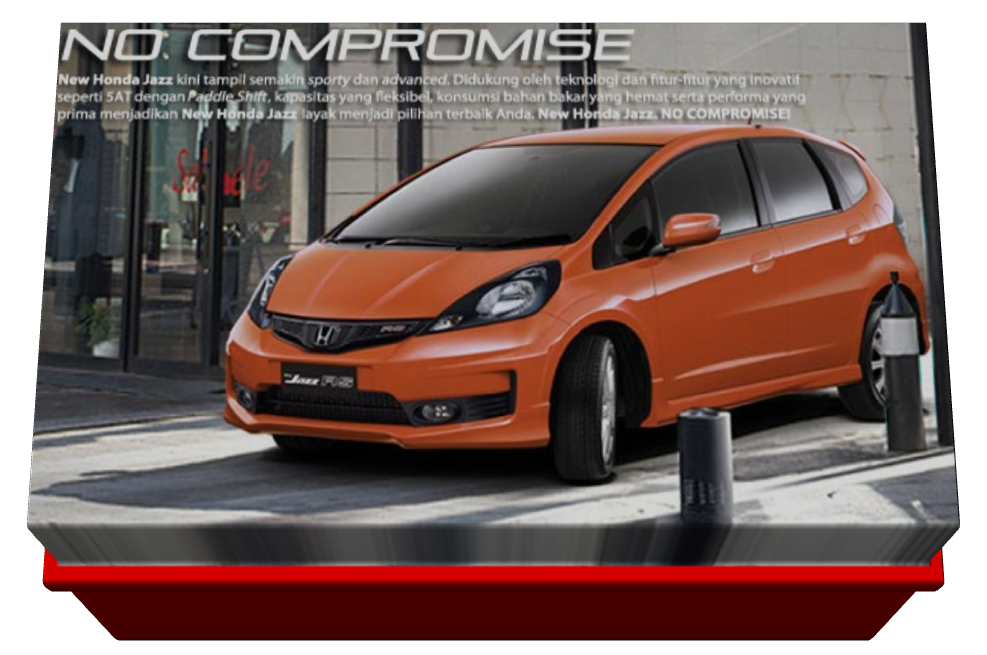 INFO LENGKAP HONDA NEW JAZZ