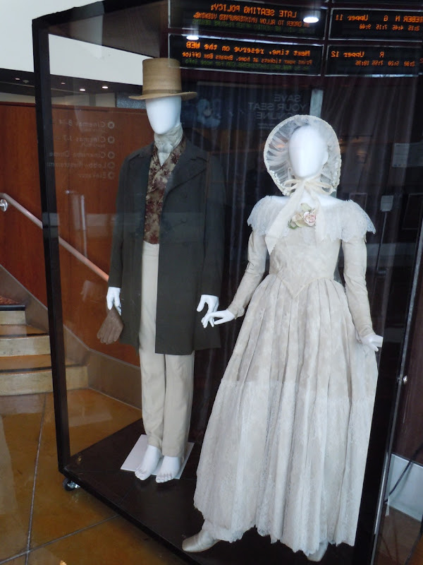 Rochester and Jane Eyre movie costumes