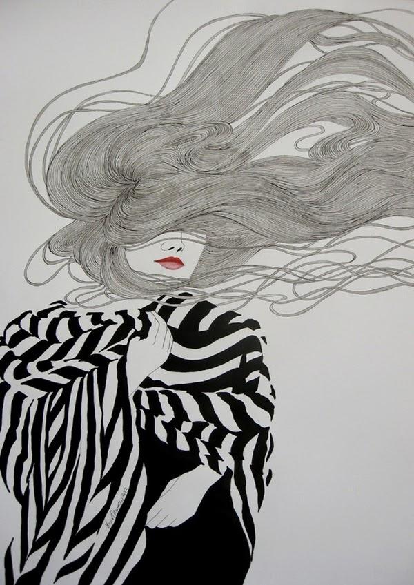 Cute Illustrations by Lisa Murphy