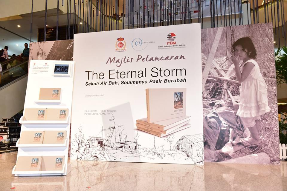 'The Eternal Storm' - Sekali Air Bah, Selamanya Pasir Berubah.