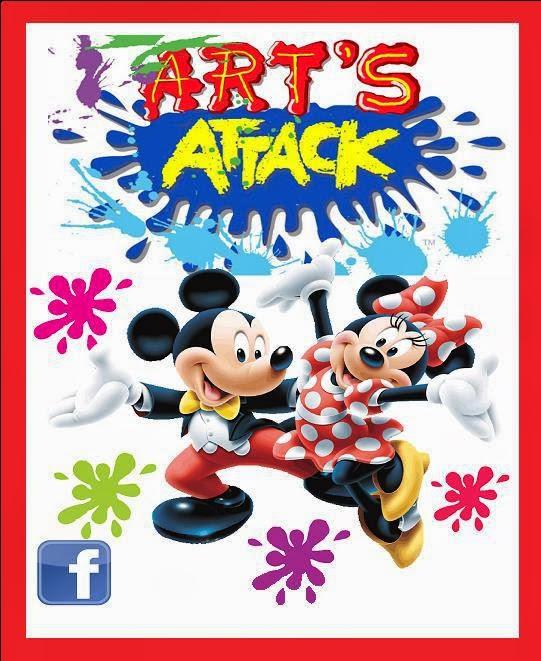 ARTS ATTACK