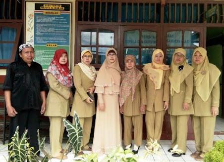 Pendidik dan Staff Pendidik MI Al Ikhlas Gintung Kolot