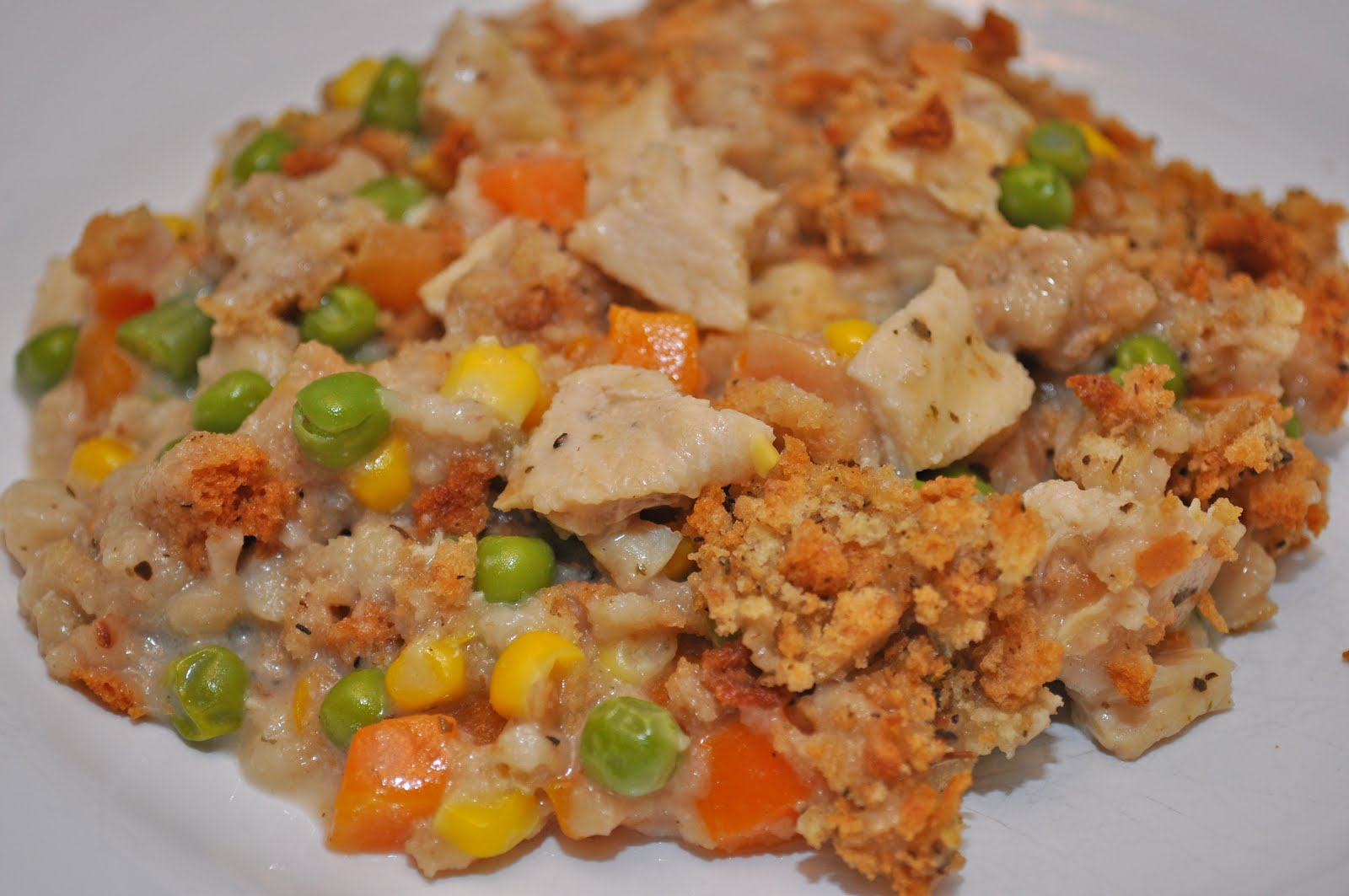 Tummy Temptations: Country Chicken Casserole