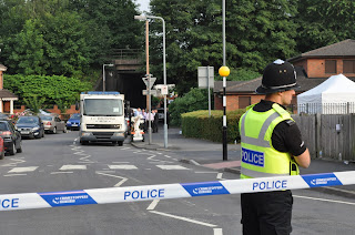 Suspected Nail Bomb at Mosque in Tipton