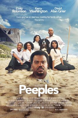 Peeples (2013) [Dvdrip] [Latino] [1 Link]