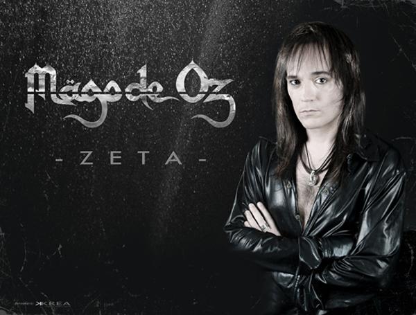 Zeta, Nuevo Cantante de Mägo de Oz