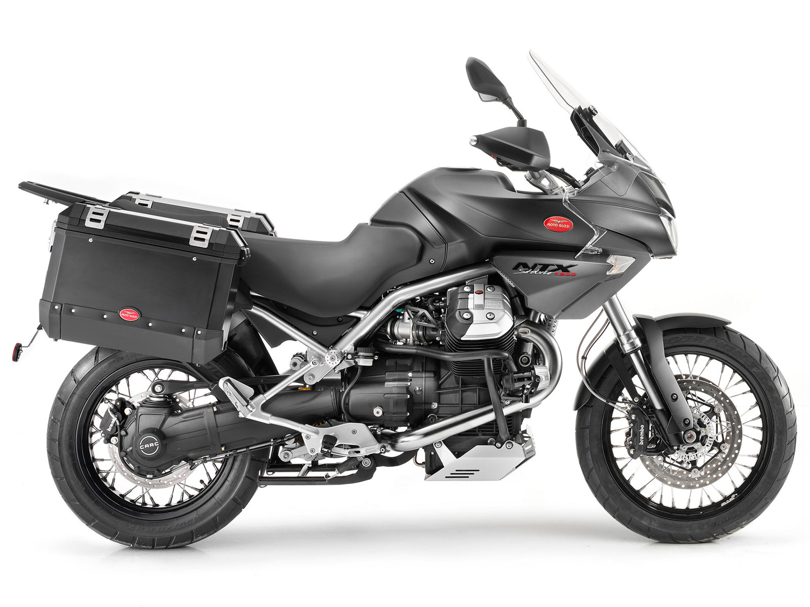 2013 Moto Guzzi Stelvio 1200 NTX motorcycle photos